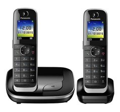 DECT-телефон Panasonic KX-TGJ312RUB