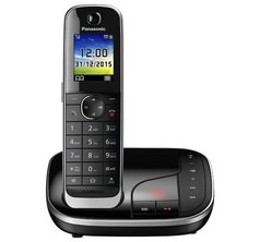 DECT-телефон Panasonic KX-TGJ320RUB