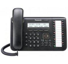 Системный цифровой телефон Panasonic KX-DT543RU-B
