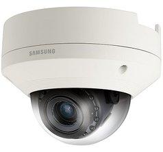 Купольная Уличная IP камера Samsung WISENET SNV-6084P