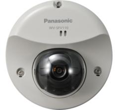 Купольная Уличная IP камера Panasonic WV-SFV110M